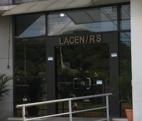 Laboratório Central do Estado do RS – LACEN