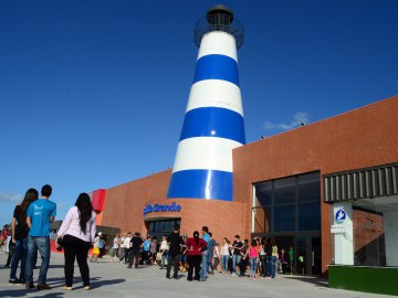 Inaugurado o mais novo Shopping de Rio Grande