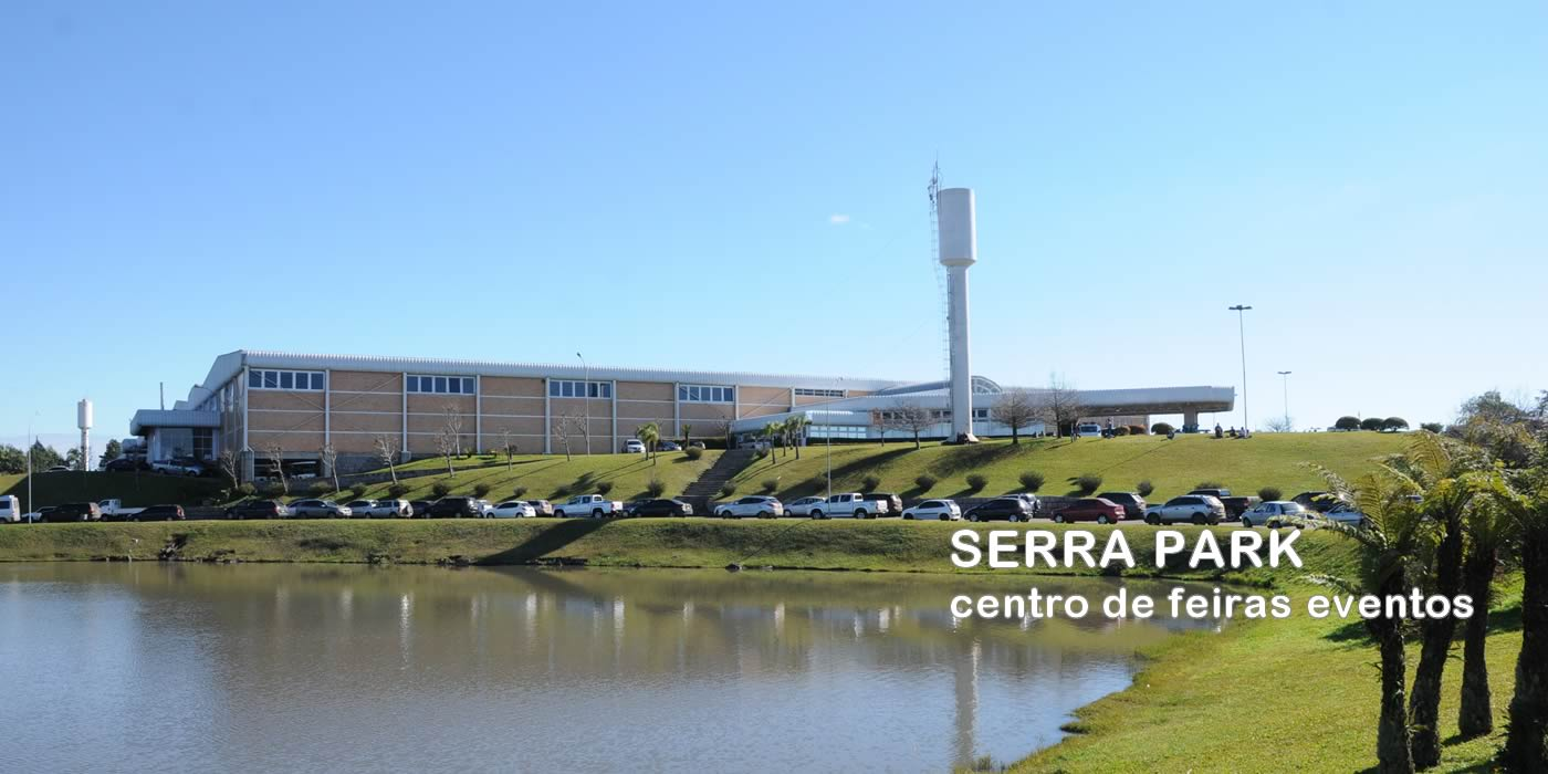 Serra Park de Gramado, totalmente climatizado!