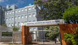 Porto Alegre, RS - 19/11/2018  SMS através Atenção Hospitalar, acompanha as obras do Hospital Santa Ana (AESC) 24h antes da entrega completa das obras. Local: Rua Clemenciano Barnasque, 733. Foto: Cristine Rochol/PMPA